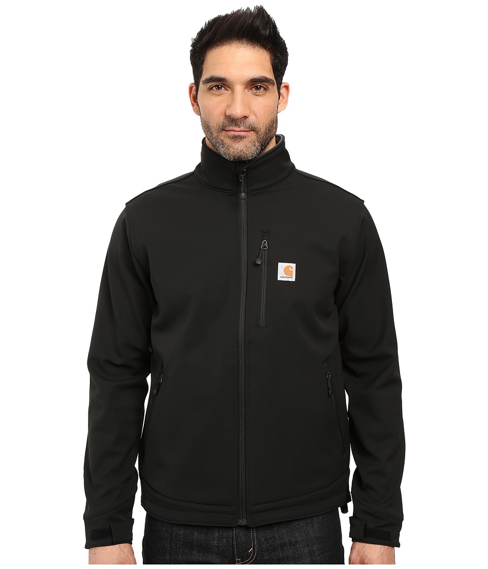 Carhartt - Crowley Jacket (Black) Men's Coat