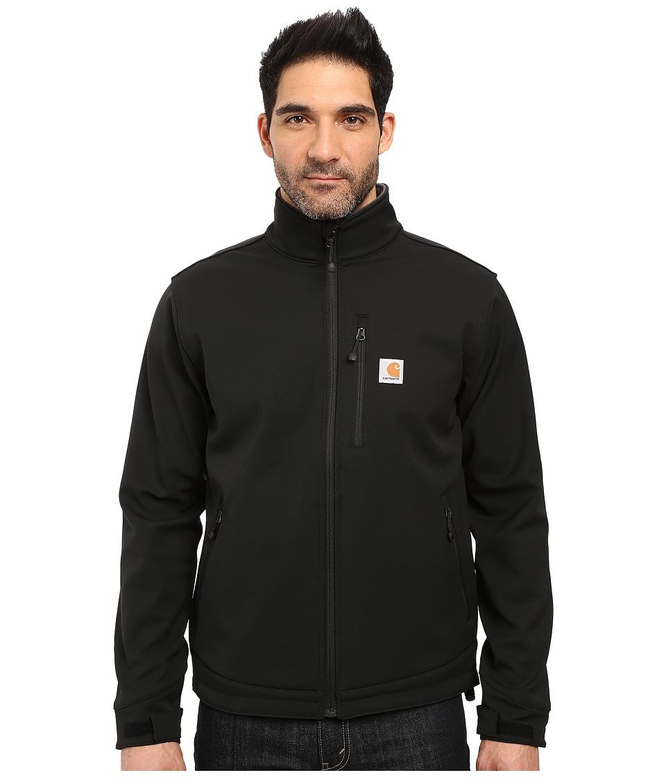 Carhartt - Crowley Jacket (Black) Men's Coat