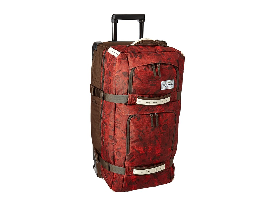Dakine - Split Roller 65L (Northwoods) Luggage