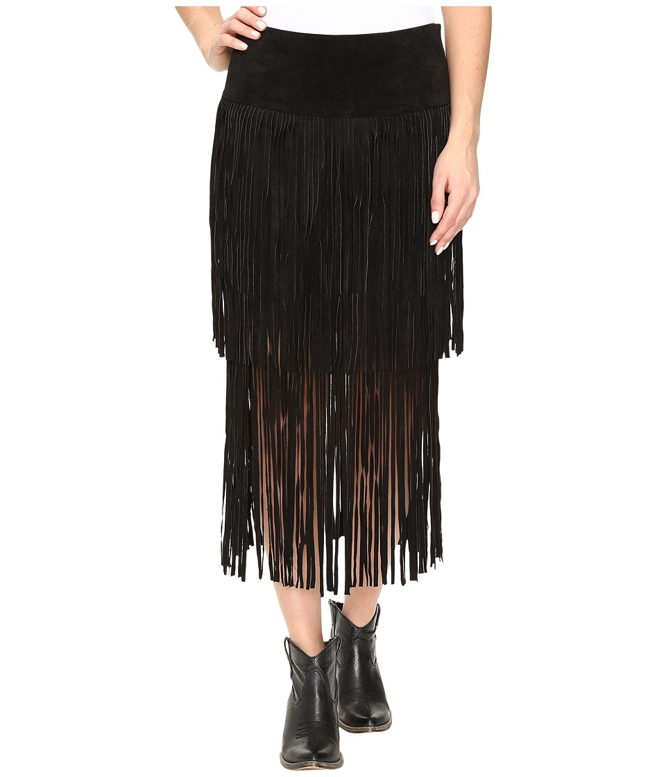 Ariat Indie Skirt (Black) Women