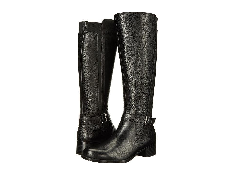 Naturalizer Wynnie (Black Leather) Women