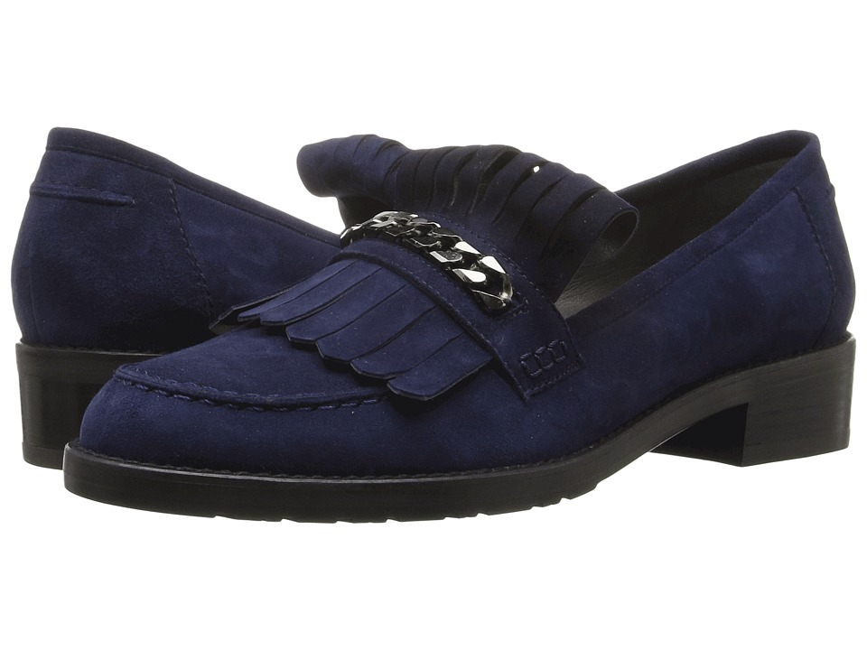 Stuart Weitzman - Bmoc (Nice Blue Suede) Women's Shoes