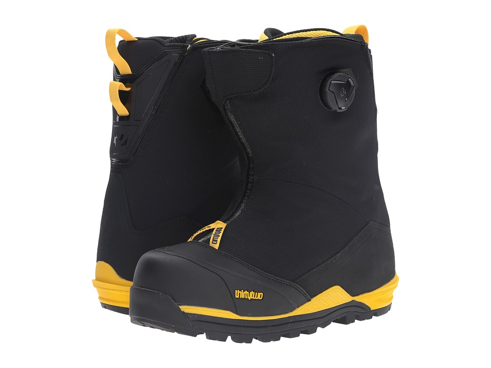 thirtytwo - Jones MTB '17 (Black) Men's Cold Weather Boots