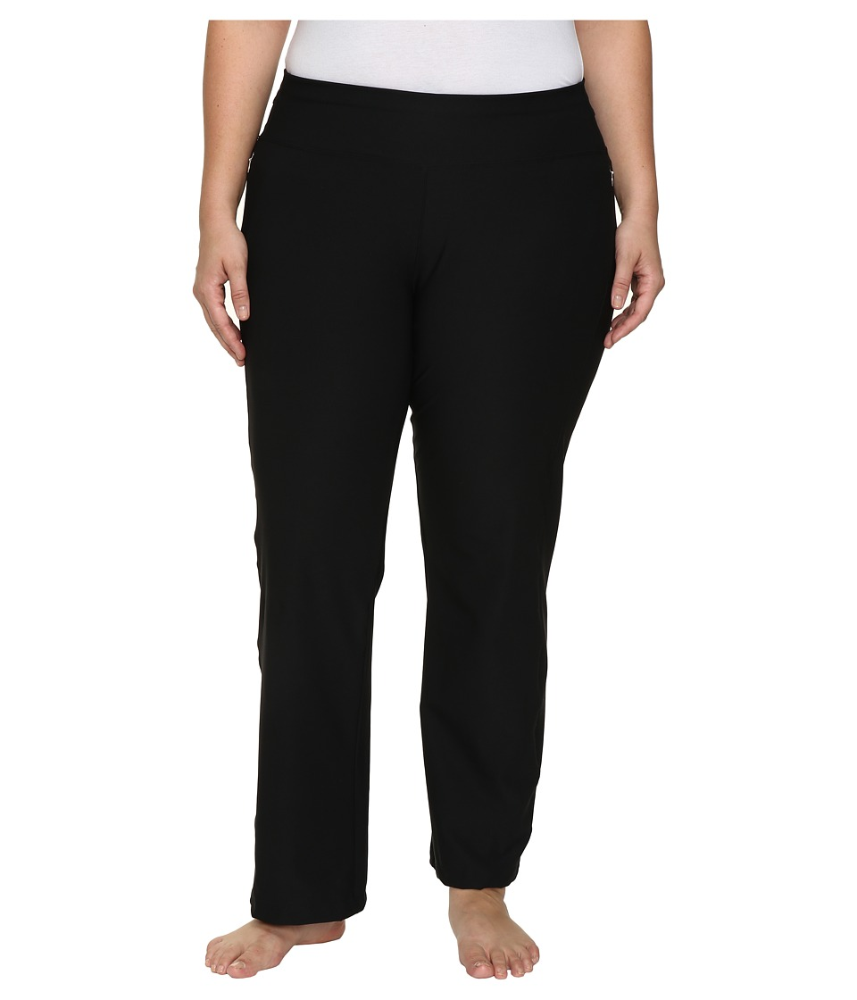 Lucy - Extended Everyday Pants (Lucy Black) Women's Casual Pants