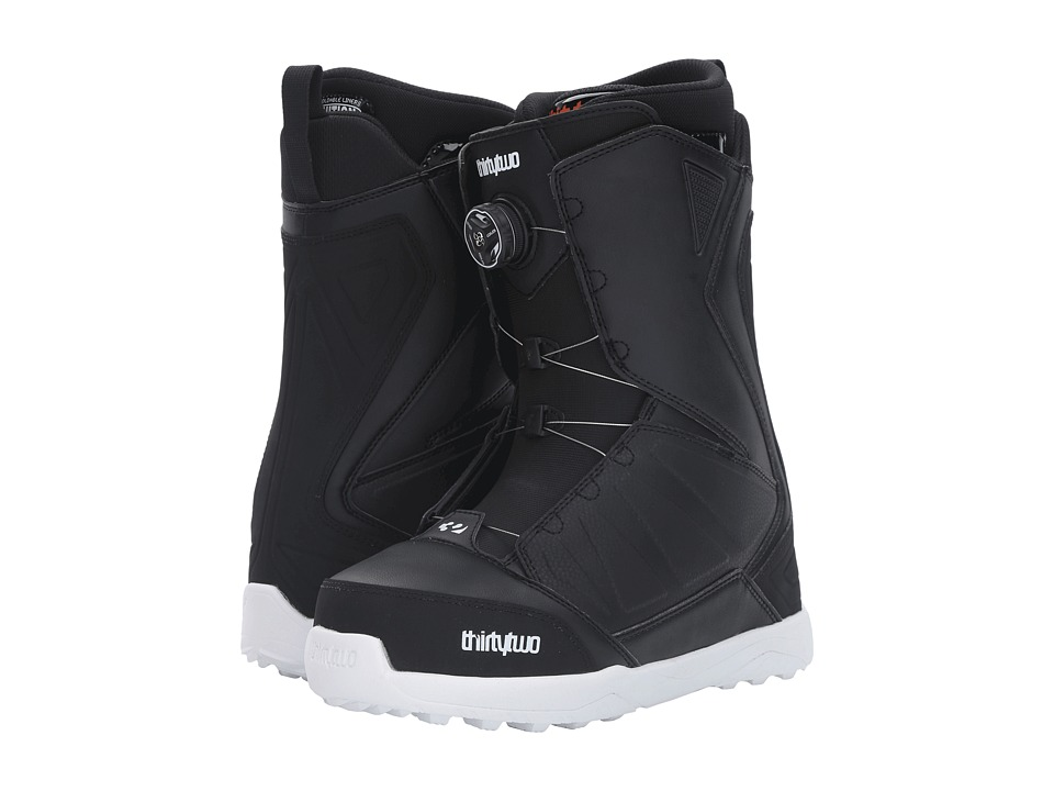 thirtytwo - Lashed Boa '17 (Black) Men's Cold Weather Boots