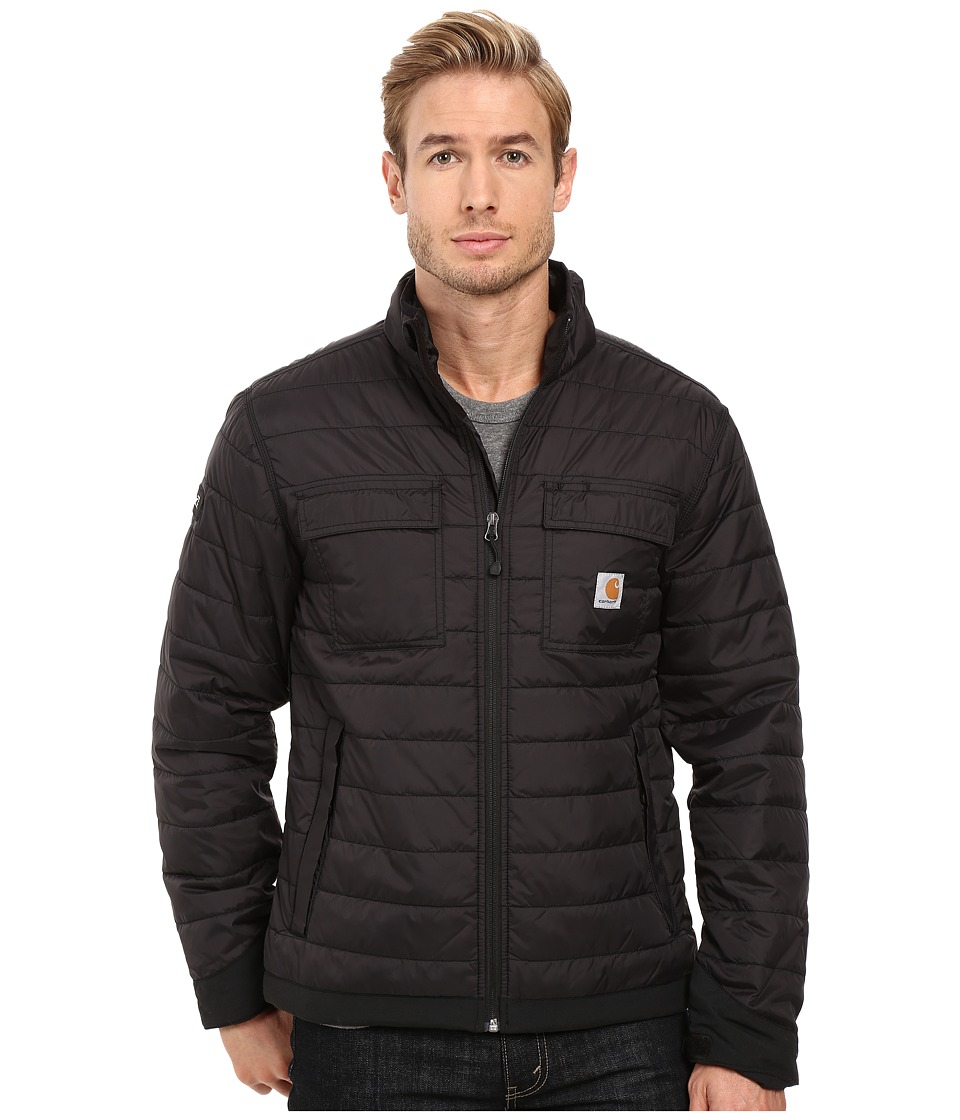 Carhartt - Force Extremes Gilliam Jacket (Black) Men's Coat