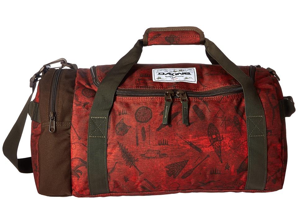 Dakine - EQ Bag 31L (Northwoods) Duffel Bags