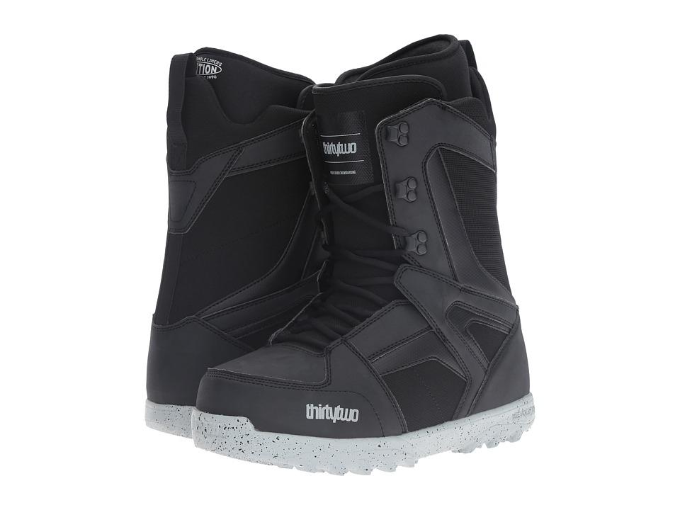 thirtytwo - Prion '17 (Black) Men's Cold Weather Boots
