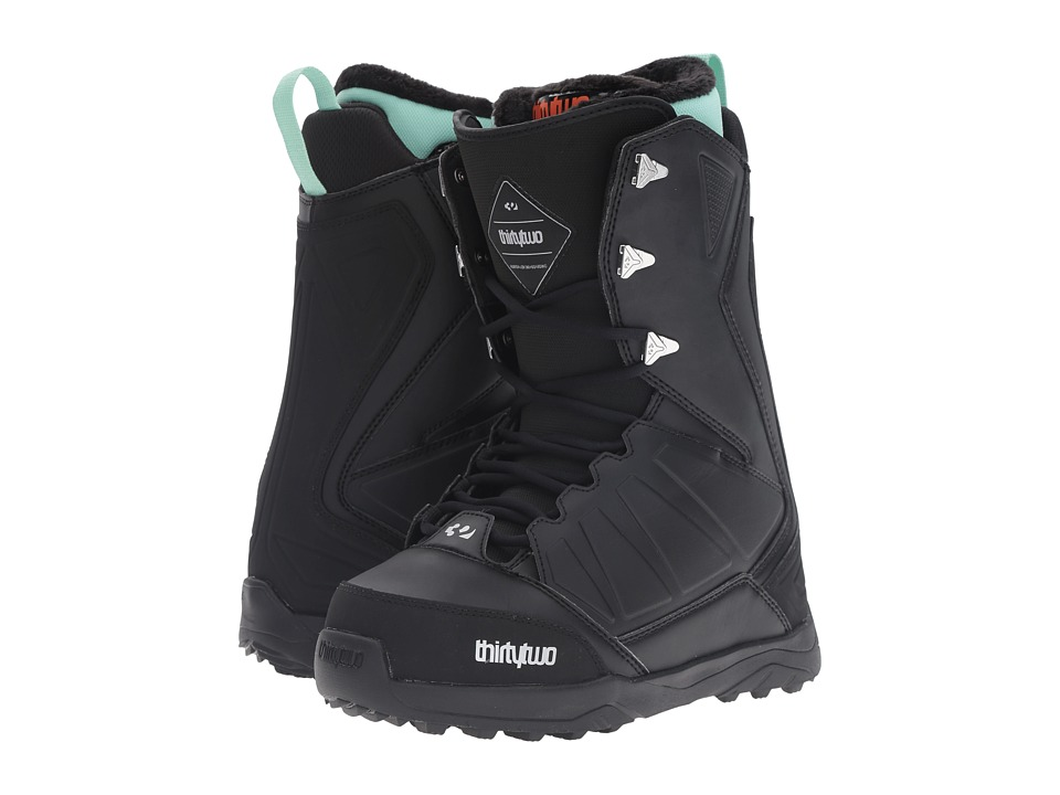 thirtytwo - Lashed '17 (Black) Women's Cold Weather Boots