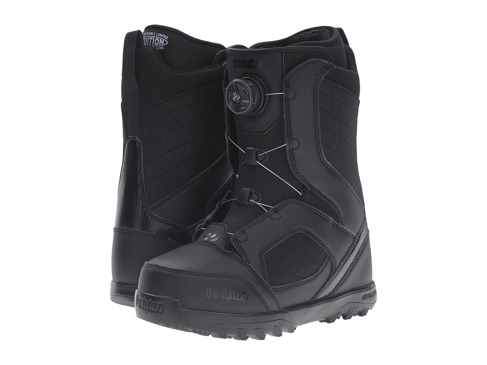 thirtytwo - STW Boa '17 (Black) Women's Cold Weather Boots