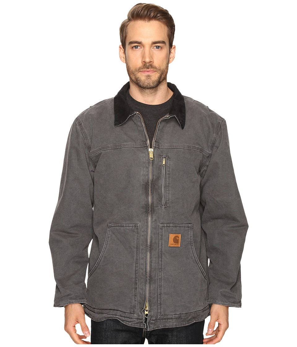 Carhartt - Sandstone Ridge Coat (Gravel) Men's Jacket