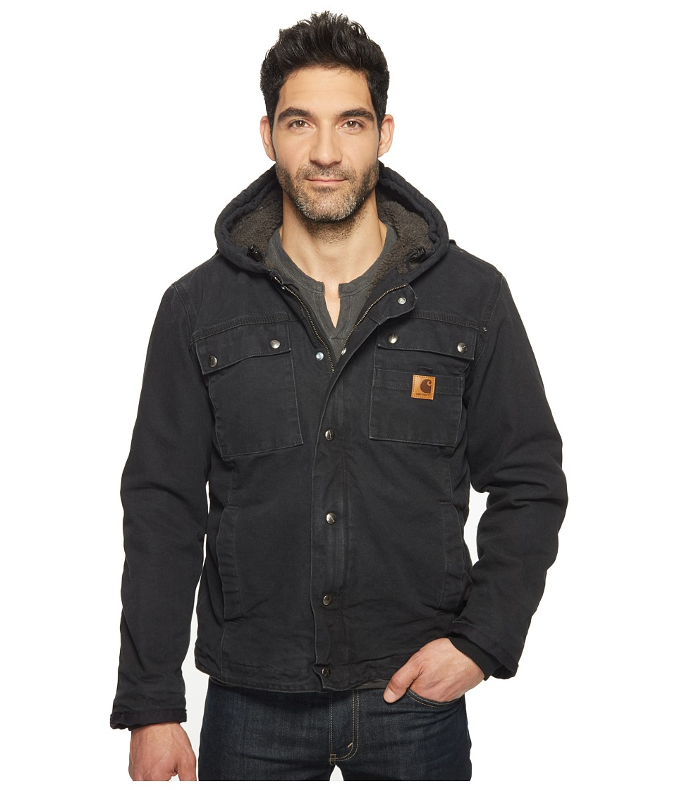Carhartt - Bartlett Jacket (Black) Men's Coat