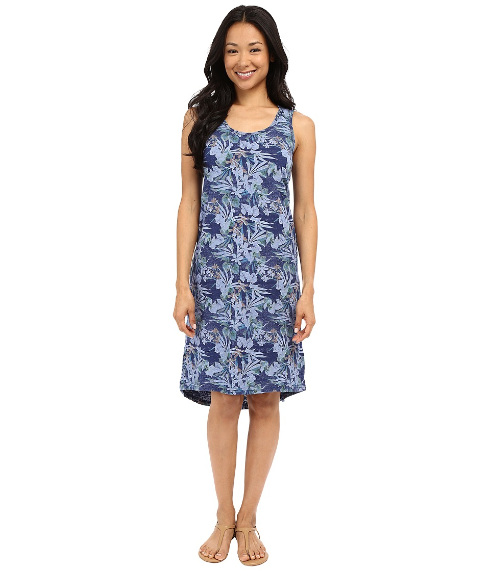 Fresh Produce - Paradise Crossback Dress (Moonlight Blue) Women's Dress