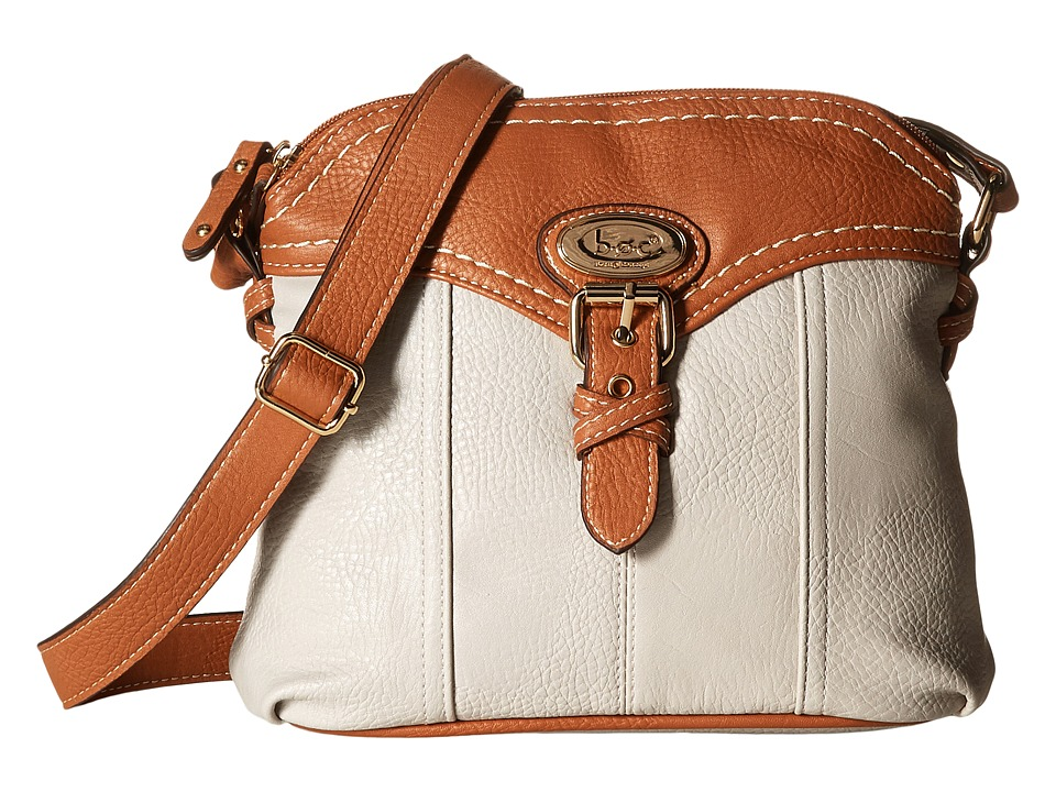 b.o.c. - Danford Crossbody (Dove) Cross Body Handbags