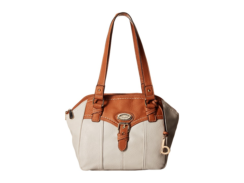 b.o.c. - Danford Satchel (Dove) Satchel Handbags