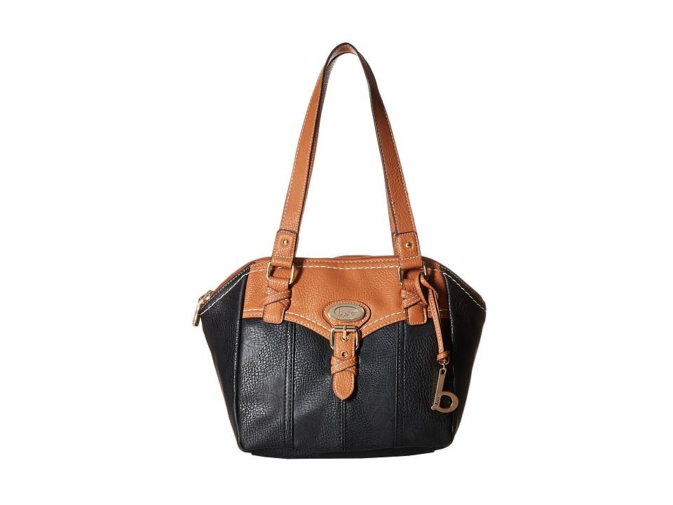 b.o.c. - Danford Satchel (Black) Satchel Handbags