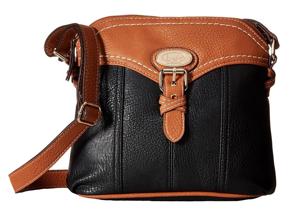 b.o.c. - Danford Crossbody (Black) Cross Body Handbags