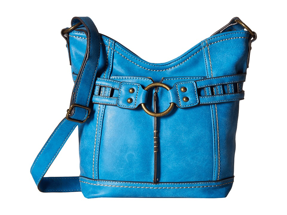 b.o.c. - Graniteville Tulip Crossbody (Marine) Cross Body Handbags