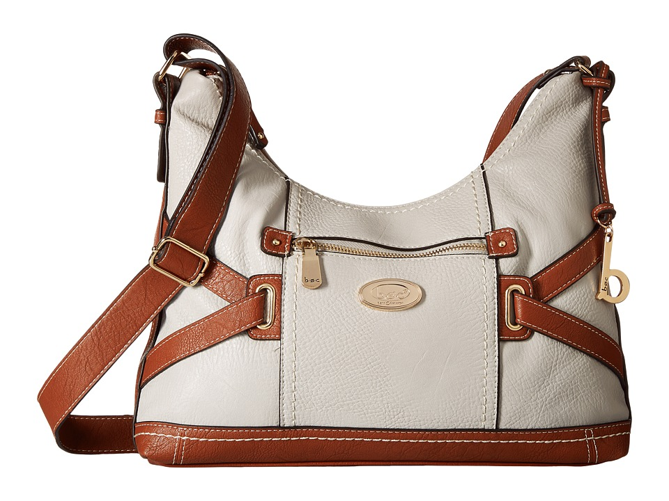 b.o.c. - Parkslope Crossbody (Dove) Cross Body Handbags