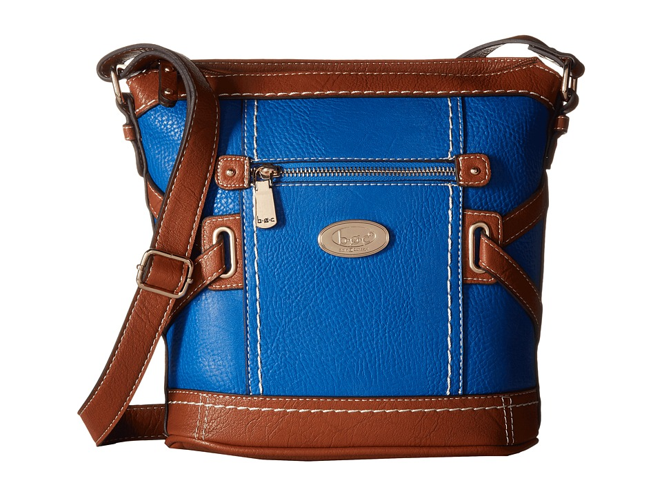 b.o.c. - Parkslope Crossbody (Marine) Cross Body Handbags