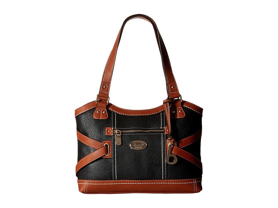 b.o.c. - Parkslope Tote (Black 1) Tote Handbags