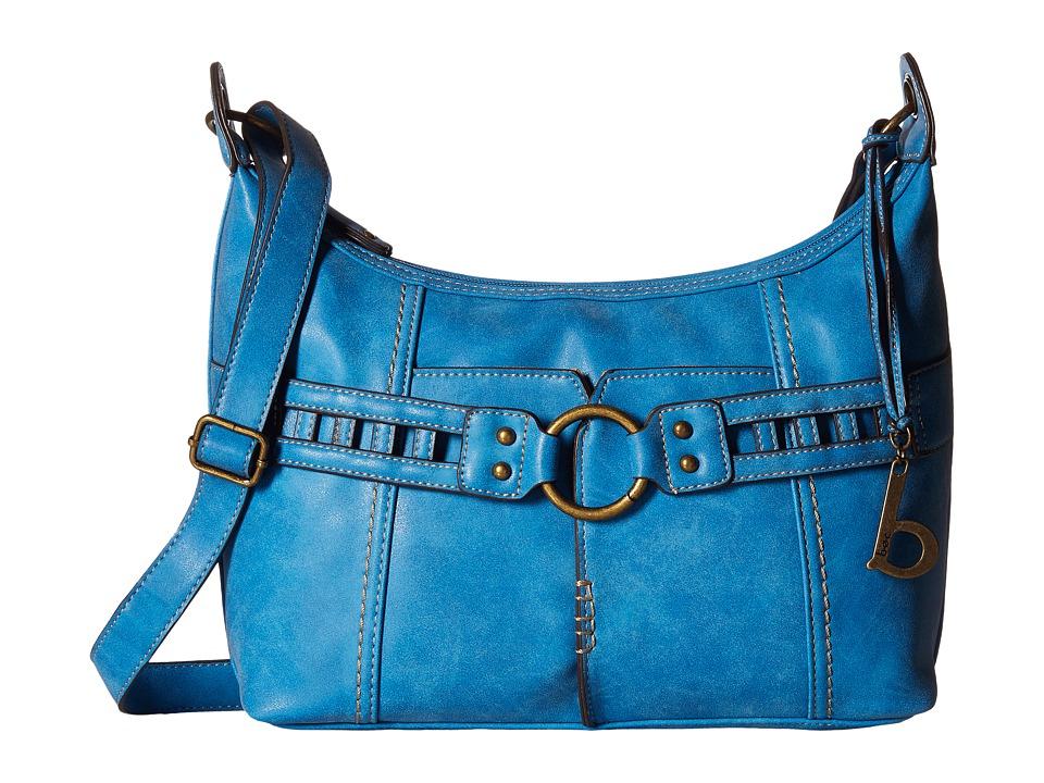 b.o.c. - Graniteville Crossbody (Marine) Cross Body Handbags