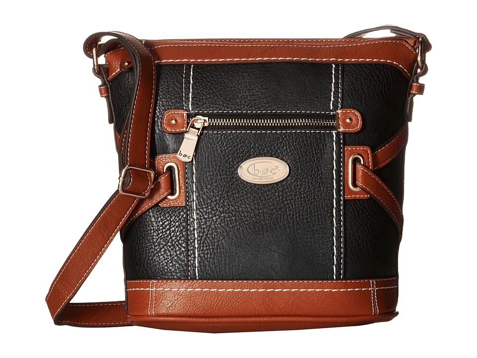 b.o.c. - Parkslope Crossbody (Black 1) Cross Body Handbags