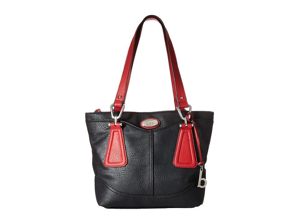 b.o.c. - Englenton Tote (Black/Red) Tote Handbags