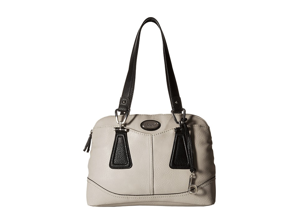 b.o.c. - Englenton Satchel (Grey/Black) Satchel Handbags