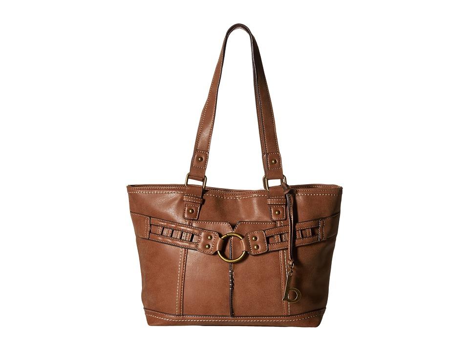 b.o.c. - Granteville Tote (Mocha) Tote Handbags
