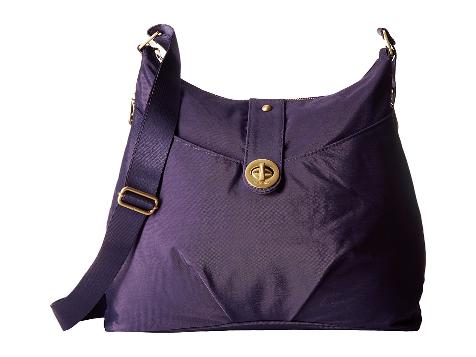 Baggallini - Gold Helsinki Bag (Grape) Handbags