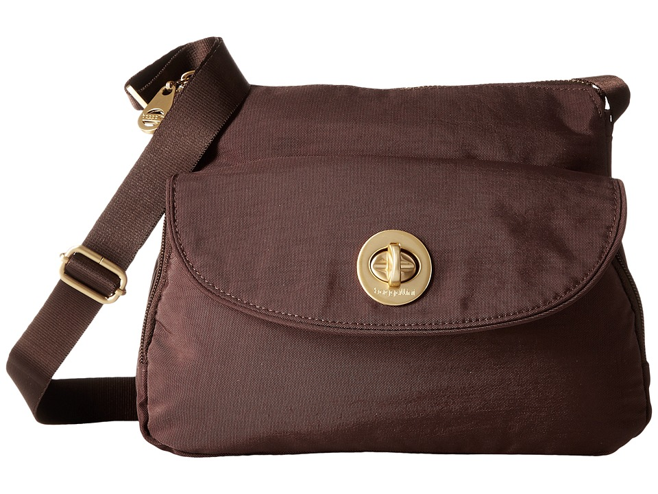 Baggallini - Gold Provence Crossbody (Java) Cross Body Handbags