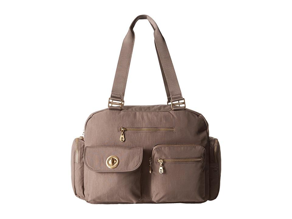 Baggallini - Gold Venice Laptop Tote (Portobello) Tote Handbags