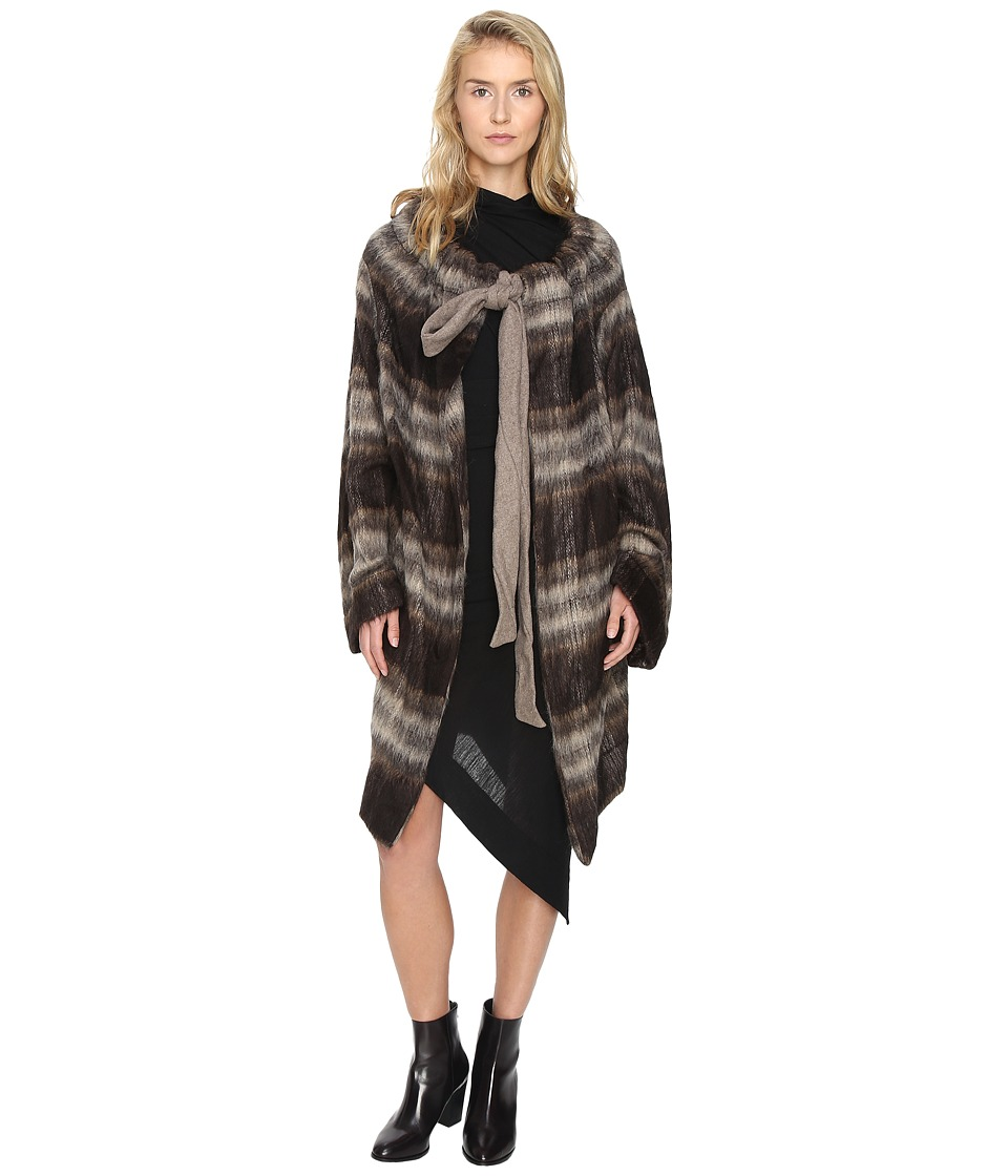 Vivienne Westwood - Blanket Cape (Brown) Women's Clothing