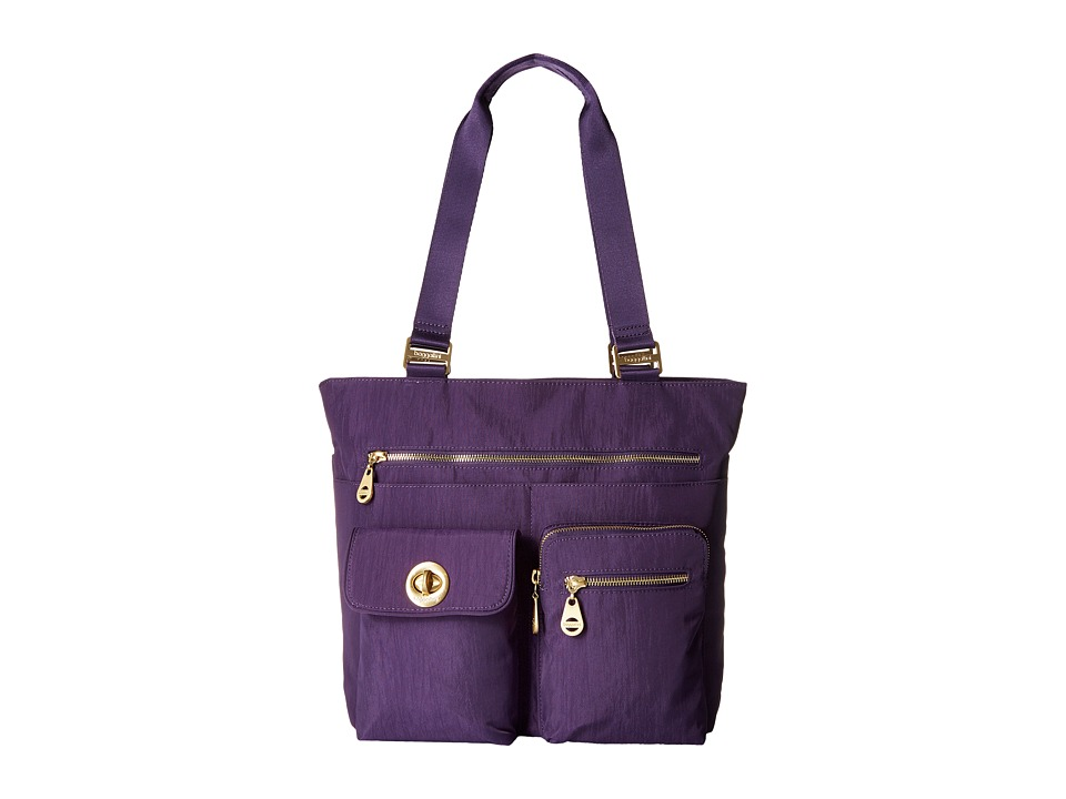 Baggallini - Tulum Tote (Grape) Tote Handbags