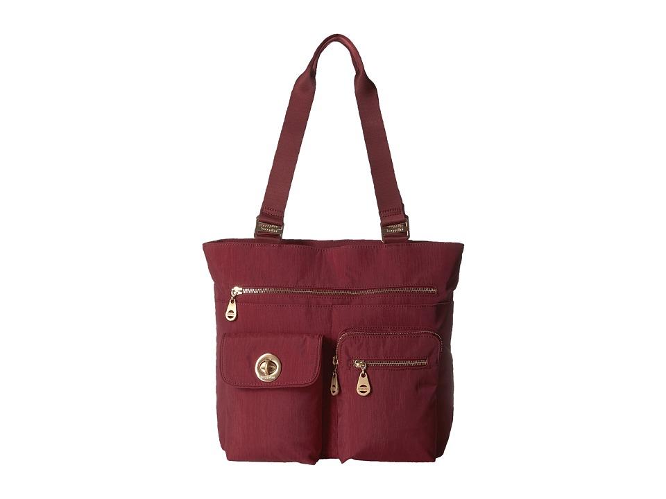 Baggallini - Tulum Tote (Scarlet) Tote Handbags