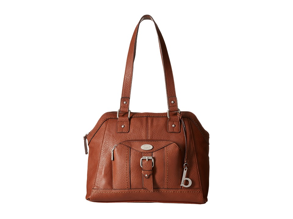 b.o.c. - Bal Harbour Satchel (Walnut) Satchel Handbags