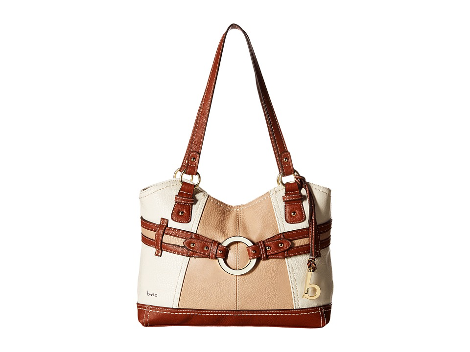 b.o.c. - Doral Large Tote (Bone/Stone) Tote Handbags