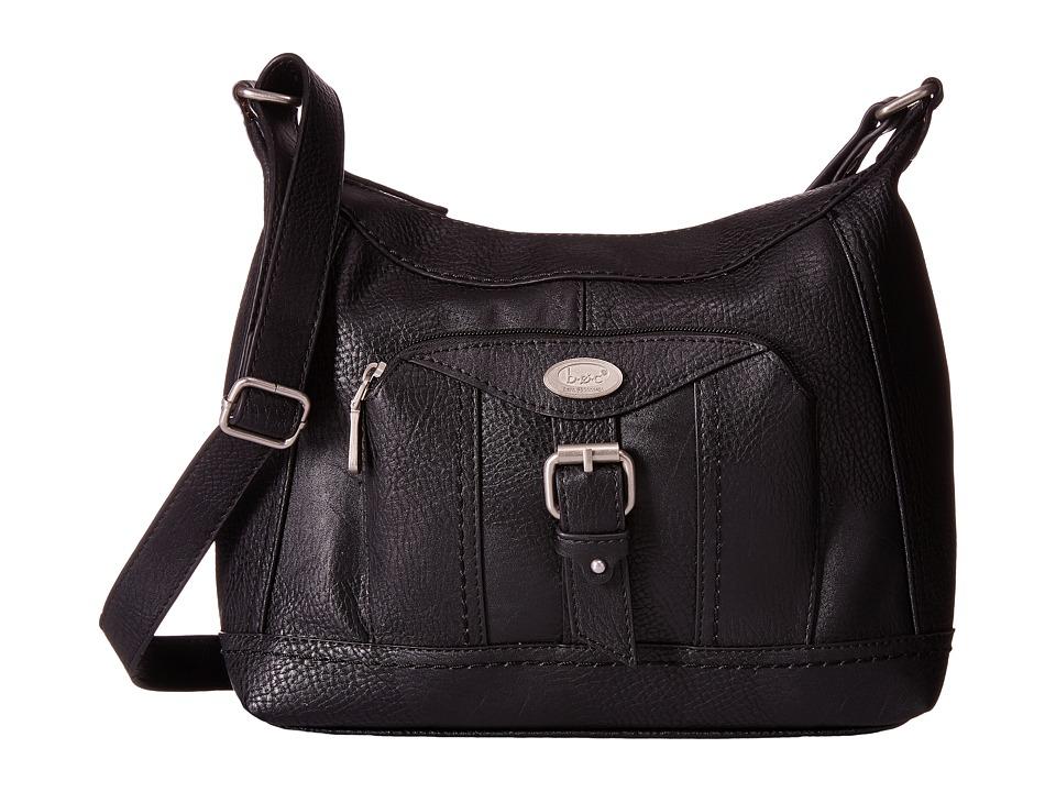 b.o.c. - Bal Harbour Crossbody (Black) Cross Body Handbags