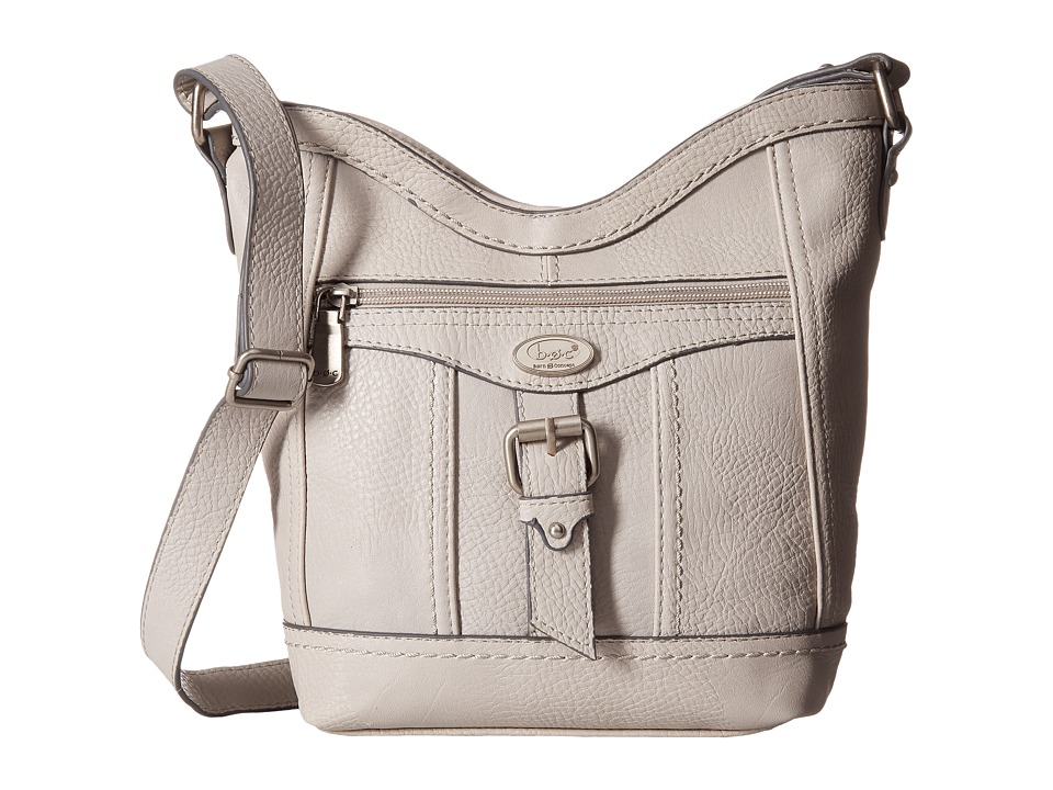b.o.c. - Bal Harbour Crossbody (Dove) Cross Body Handbags