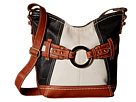 Doral Large Color Block Crossbody