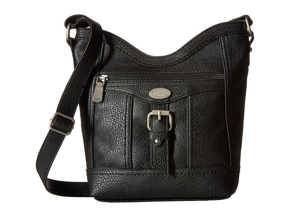 b.o.c. - Bal Harbour Crossbody (Black) Cross Body Handbags