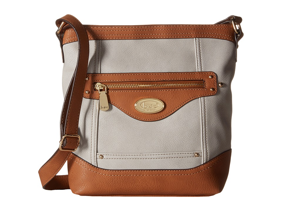 b.o.c. - Doral Crossbody (Dove) Handbags