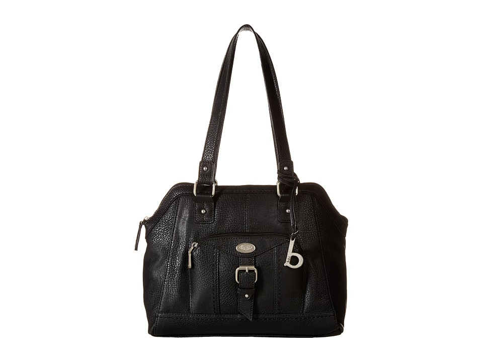 b.o.c. - Bal Harbour Satchel (Black) Satchel Handbags