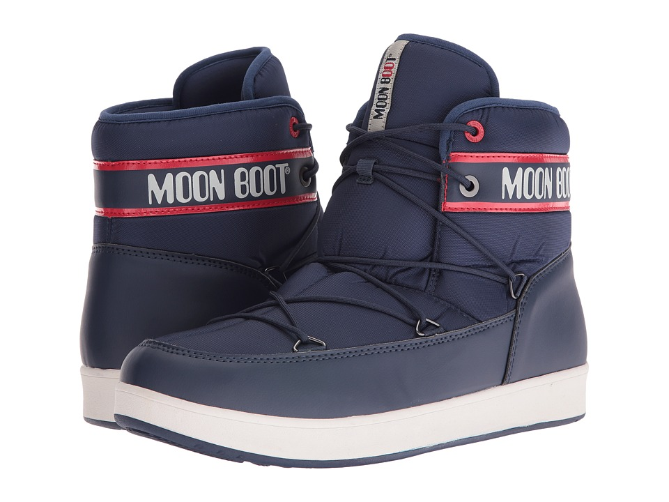 Tecnica - Moon Boot Neil Vintage (Navy) Cold Weather Boots