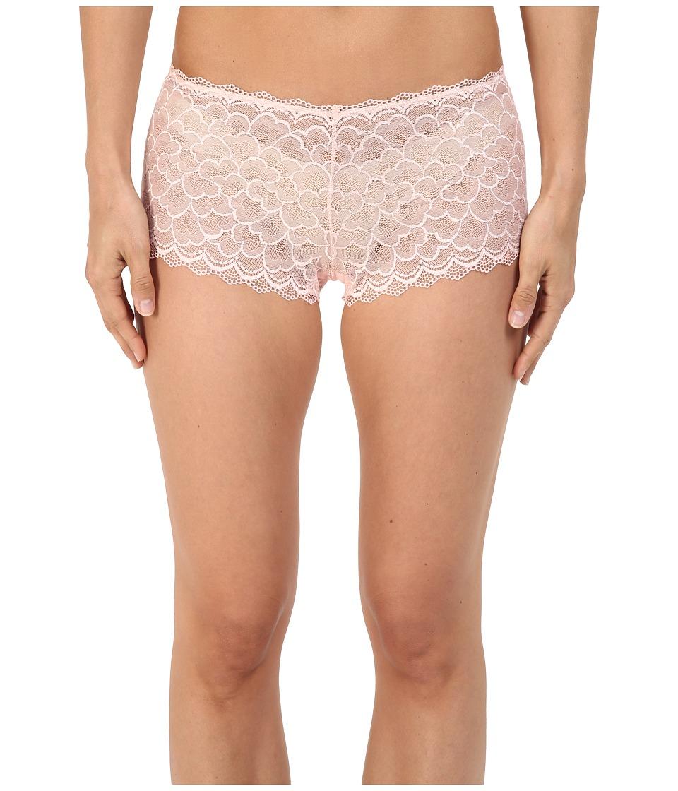 Cosabella - Corinne Lowrider Hotpants (Sheashell Pink) Women's Underwear