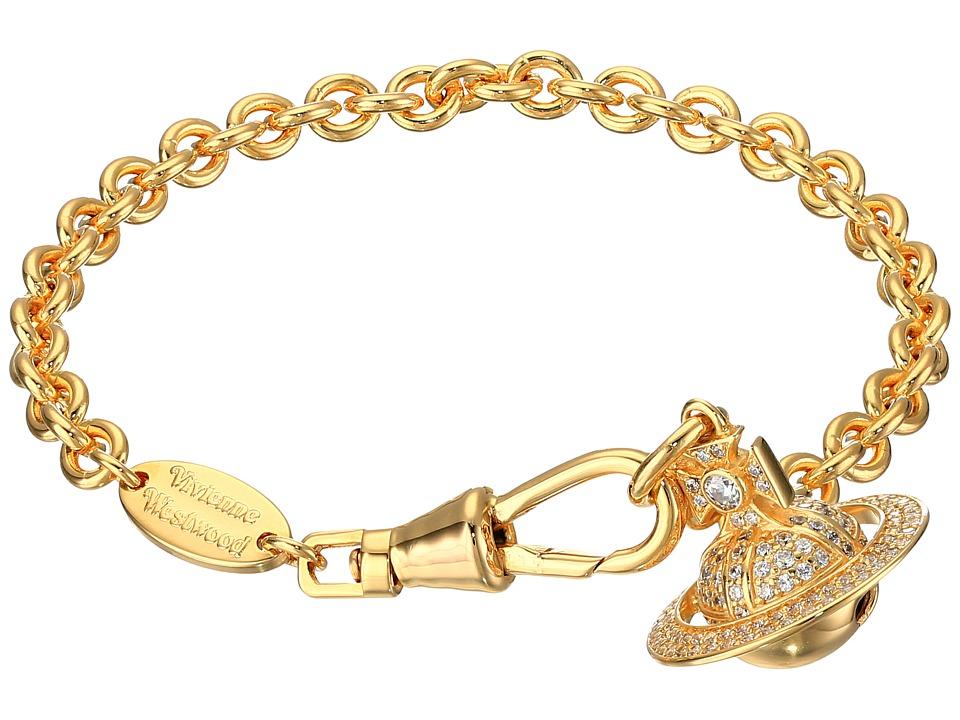 Vivienne Westwood - Darius Orb Bracelet (Cubic Zirconia) Bracelet