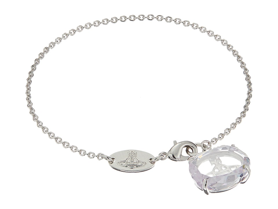 Vivienne Westwood - Roseta Bracelet (White Cubic Zirconia) Bracelet