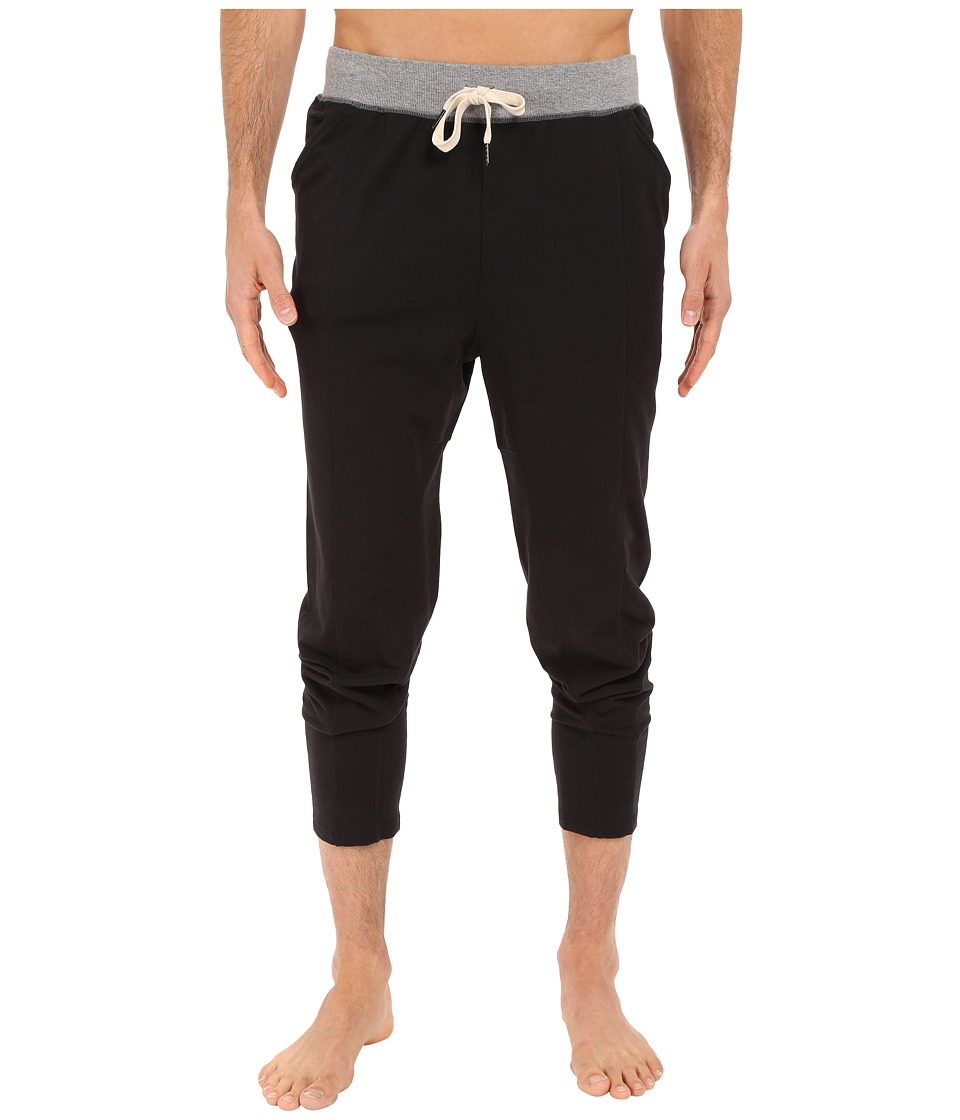 Manduka - Intentional Pants (Black) Men's Casual Pants