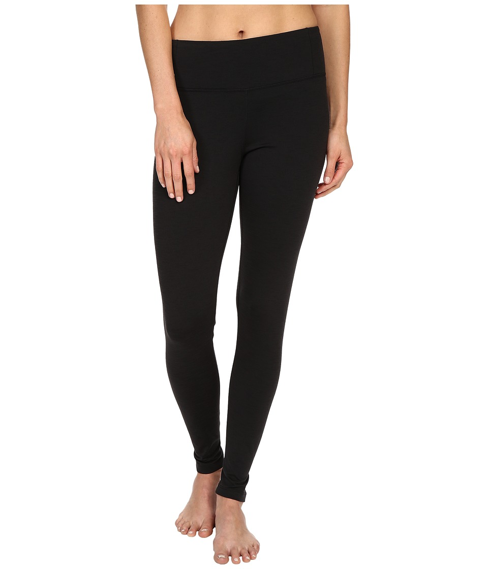 Manduka - Essential Leggings (Black) Women's Casual Pants